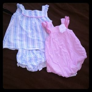 Crown & Ivy baby outfits